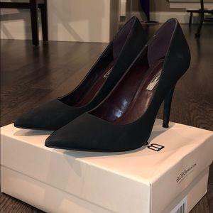 BCBG Pointed Toe Heels Black